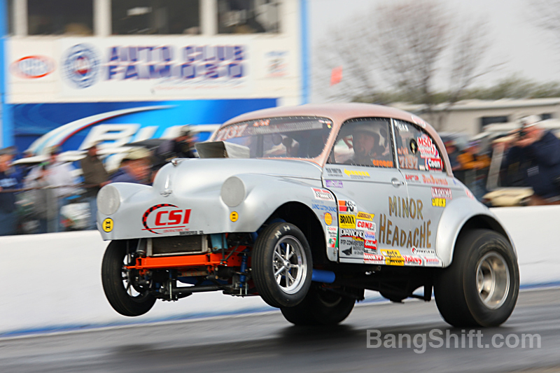 52 Photos of Gasser Style Cars!