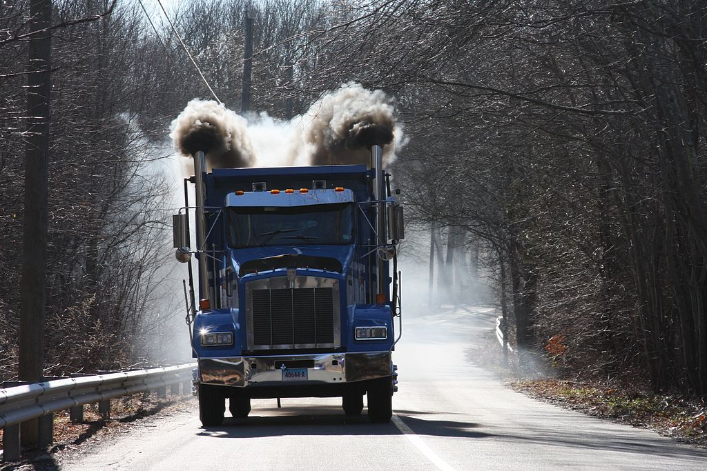 TheThump Truck – A 23,000lb Kenworth That's About to Run 13s (w/video)