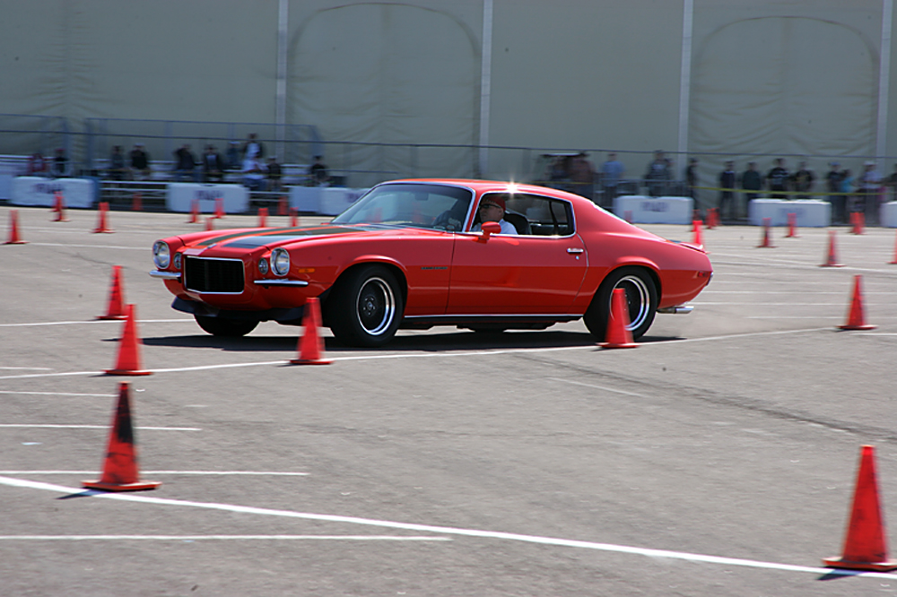 Event Coverage: Goodguys Scottsdale 2012 – Autocross Action and Show Photos
