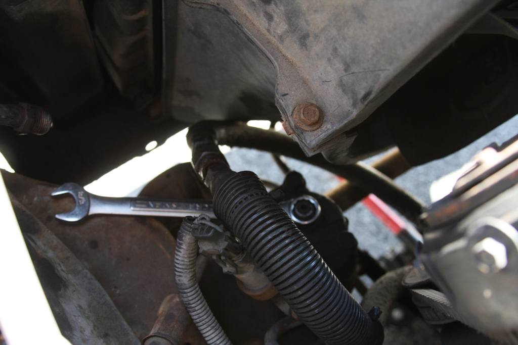BangShift com Driveway Tech: How to Adjust Your GM Steering Box in