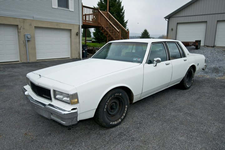 Introducing Project Buford T Justice – Our 1987 9C1 Chevy Caprice – The Adventure Begins!