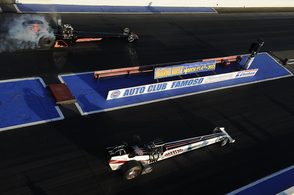 Feature: A Day In the Life of the Champion Speed Shop Nostalgia Top Fuel Team