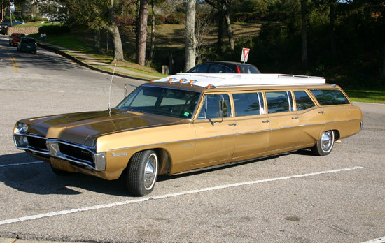 eBay Find(s): Two Massive Pontiac Wagon Airport Limos