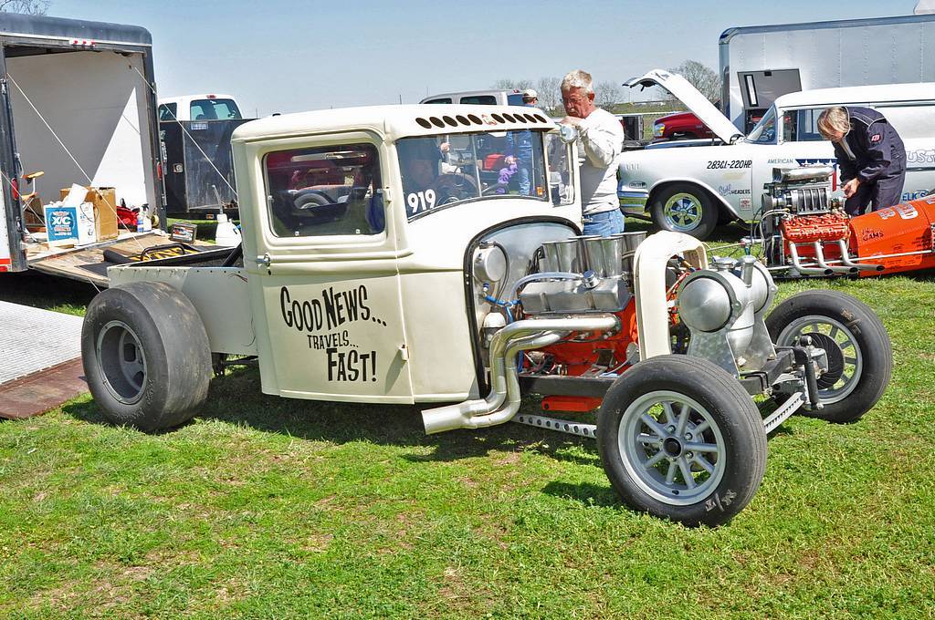 Nostalgia Drags Gallery: Meet the Legends Nostalgia Drags – Sealy, Texas