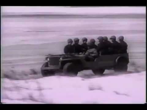 Watch a 1944 Army Video Featuring a 10 Passenger Flat Fender Jeep! Who Knew it Existed?