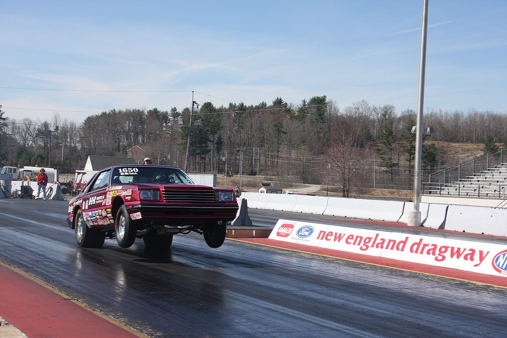 Drag Gallery: Opening Day at New England Dragway 2012