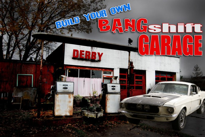 Build your own bangshift garage you could for Garage auto begles