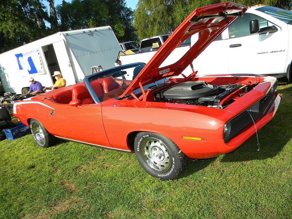 Event Coverage: Chrysler Performance West Spring Fling Mopar Show