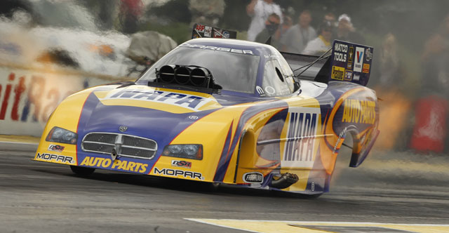 Ron Capps Gets a New Crew Chief: Rahn Tobler to turn the screws after restructuring at Don Schumacher Racing.