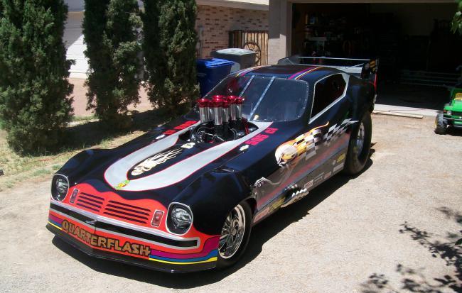 Funny Car Garage : Bangshift garage spotlight funny cars