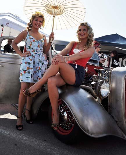 The Orleans Hosts The Worlds Largest Rockabilly Festival So - Rockabilly car show las vegas 2018