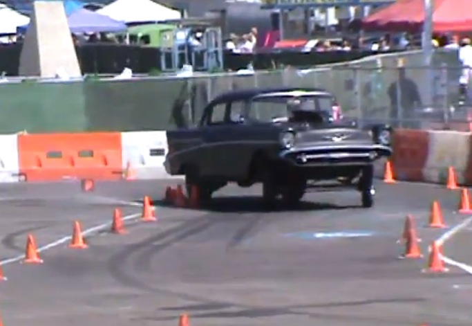 Funny Videos: Doing it Wrong But Oh So Right on the Autocross