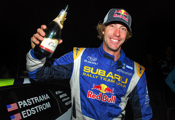 Travis Pastrana to Make Nationwide Debut Tonight – How Many Laps Before He Wrecks?