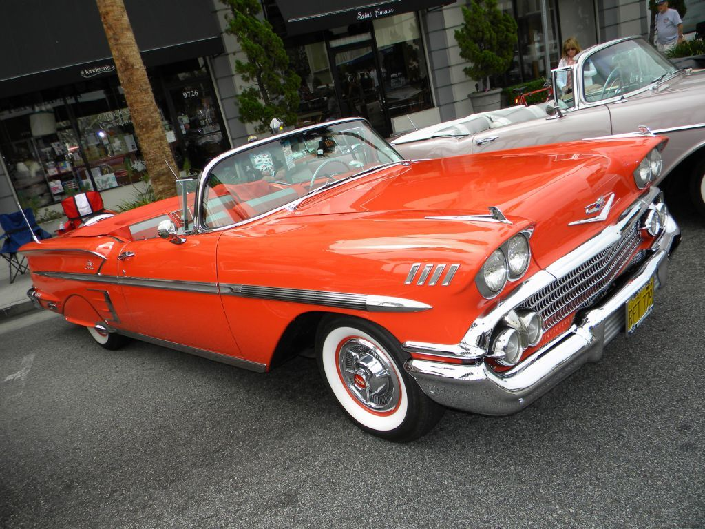 Car Show Coverage: The 9th Annual Cruisin' Back to the 50's Car Show – Culver City, California
