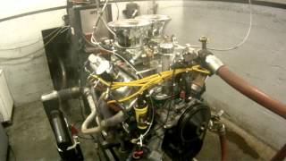 Watch a Cross Ram Equipped AMC 401 Grind Out 480hp and More than 500 ft/lbs on the Dyno