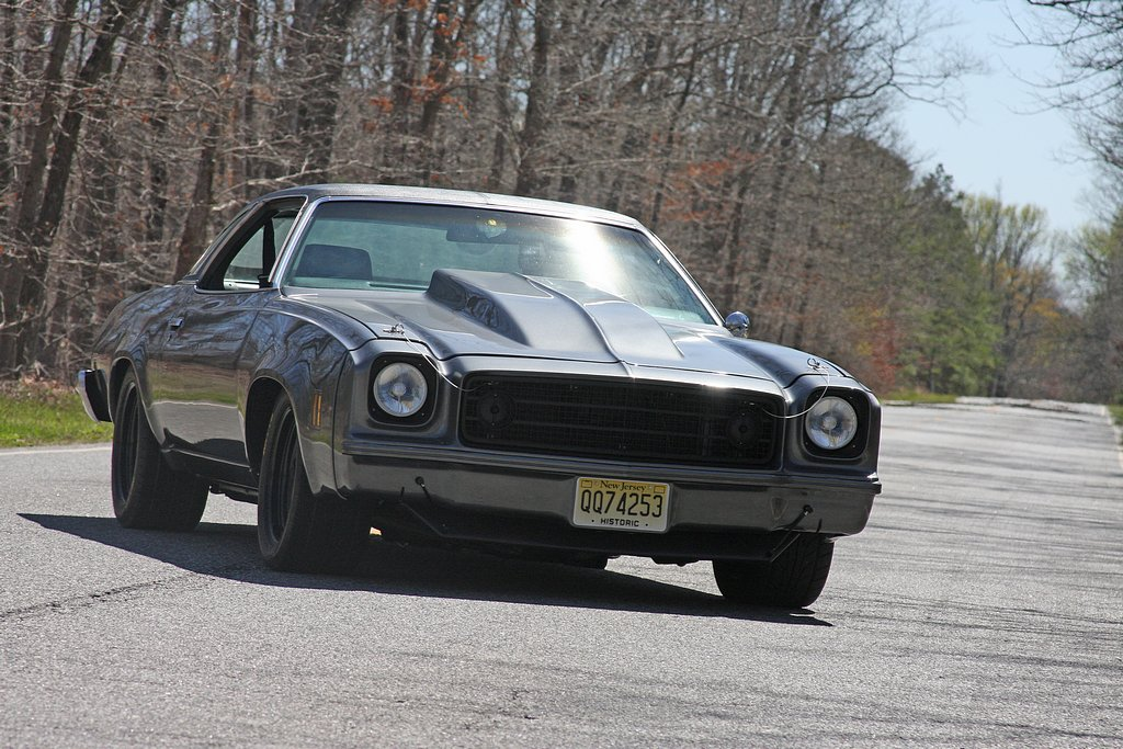 Feature: A 1973 Chevelle That Personifies Working Man's Pro Touring