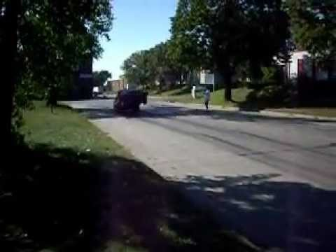 Saturday Sleeper Movie Day: Watch a Malibu Wagon Pull a Massive Wheelie on the Street!