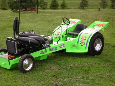 So Has Any Body Ever Put A Wing Page 2 Garden Tractor Implement Forum Gttalk