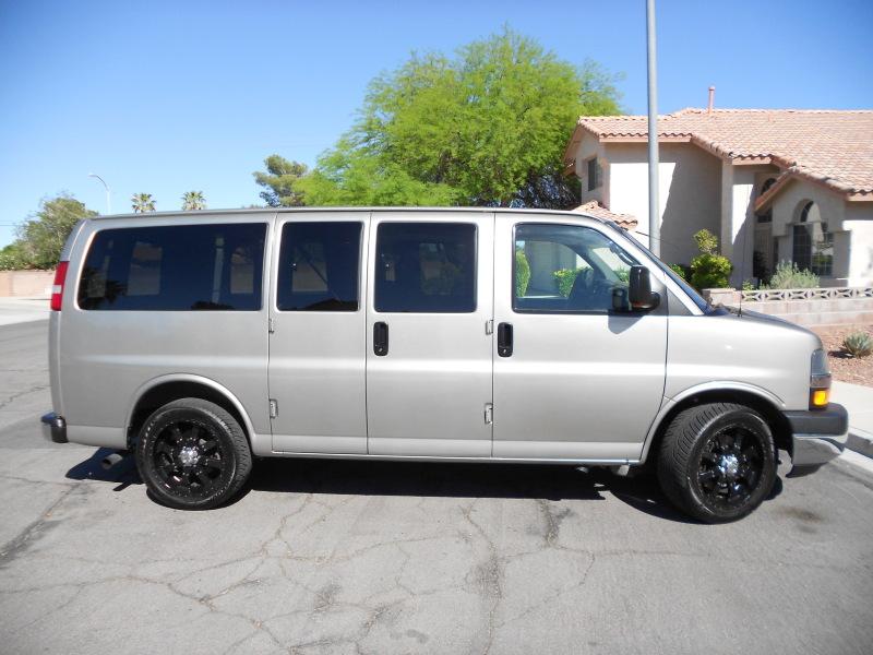 BangShift Turbo LS Chevy Sleeper Van For Sale