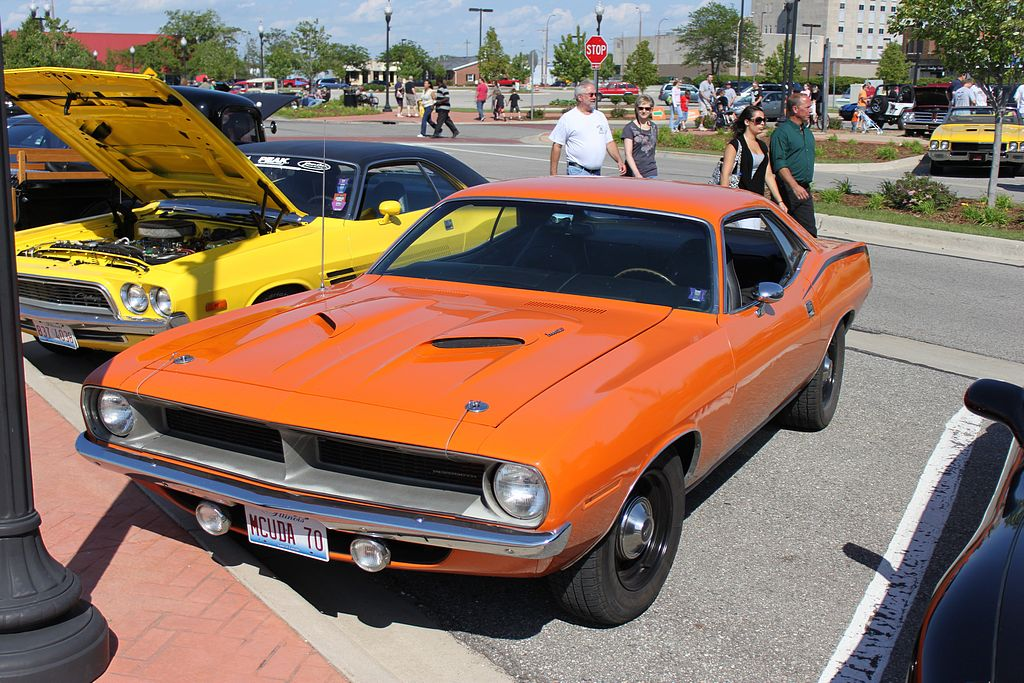 2012 Hot Rod Power Tour Gallery: Tons of Photos From the Muskegon Stop!