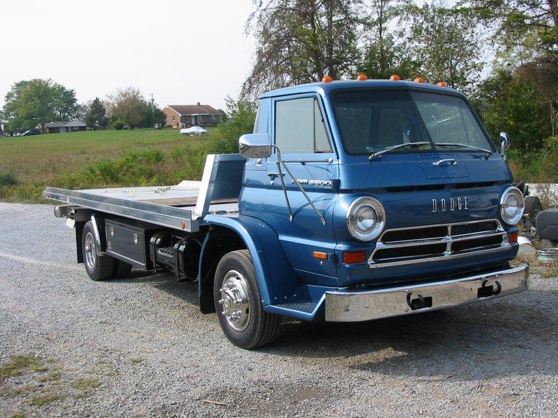 Dodge Dakota 2012 >> BangShift.com eBay Find: The Coolest Ramp Truck in America ...