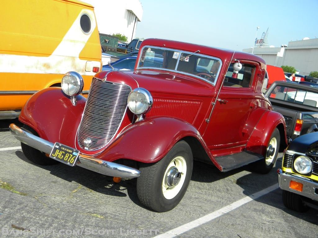 Gallery: Cool Cars and Hot Parts at the Long Beach, California Swap Meet – July 2012