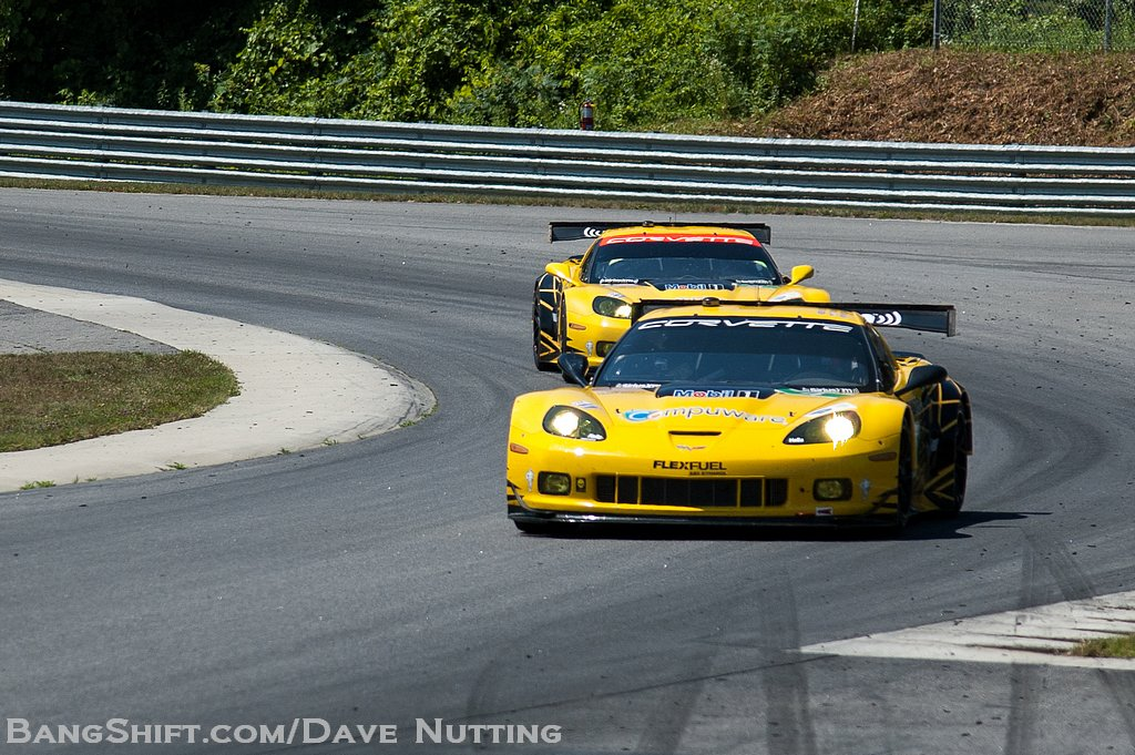 The Sound and the Fury: A Day With Corvette Racing at the American LeMans Series