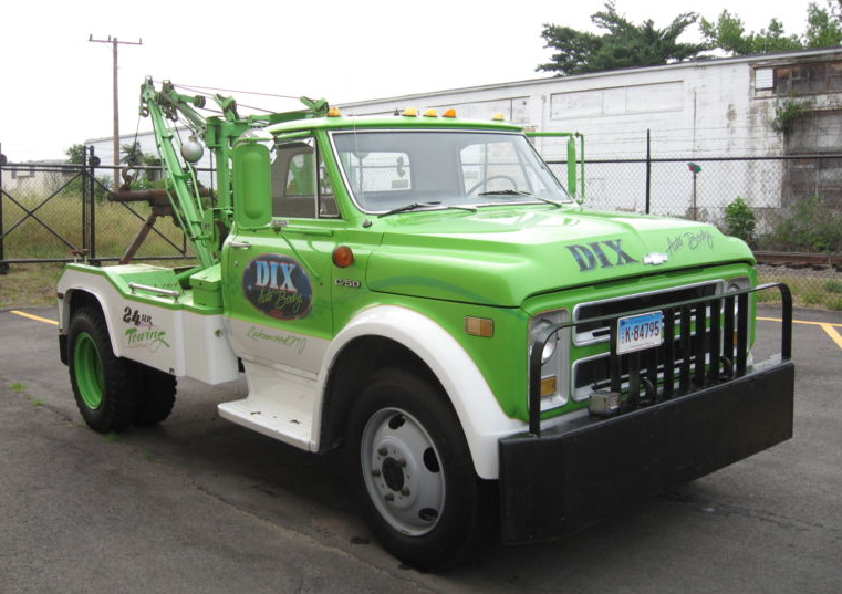 Ebay Find: A 1971 C50 Chevy Tow Truck That Will Give Brian Lumber and His Wife a Headache