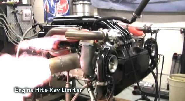 Nelson Racing Engines Twin