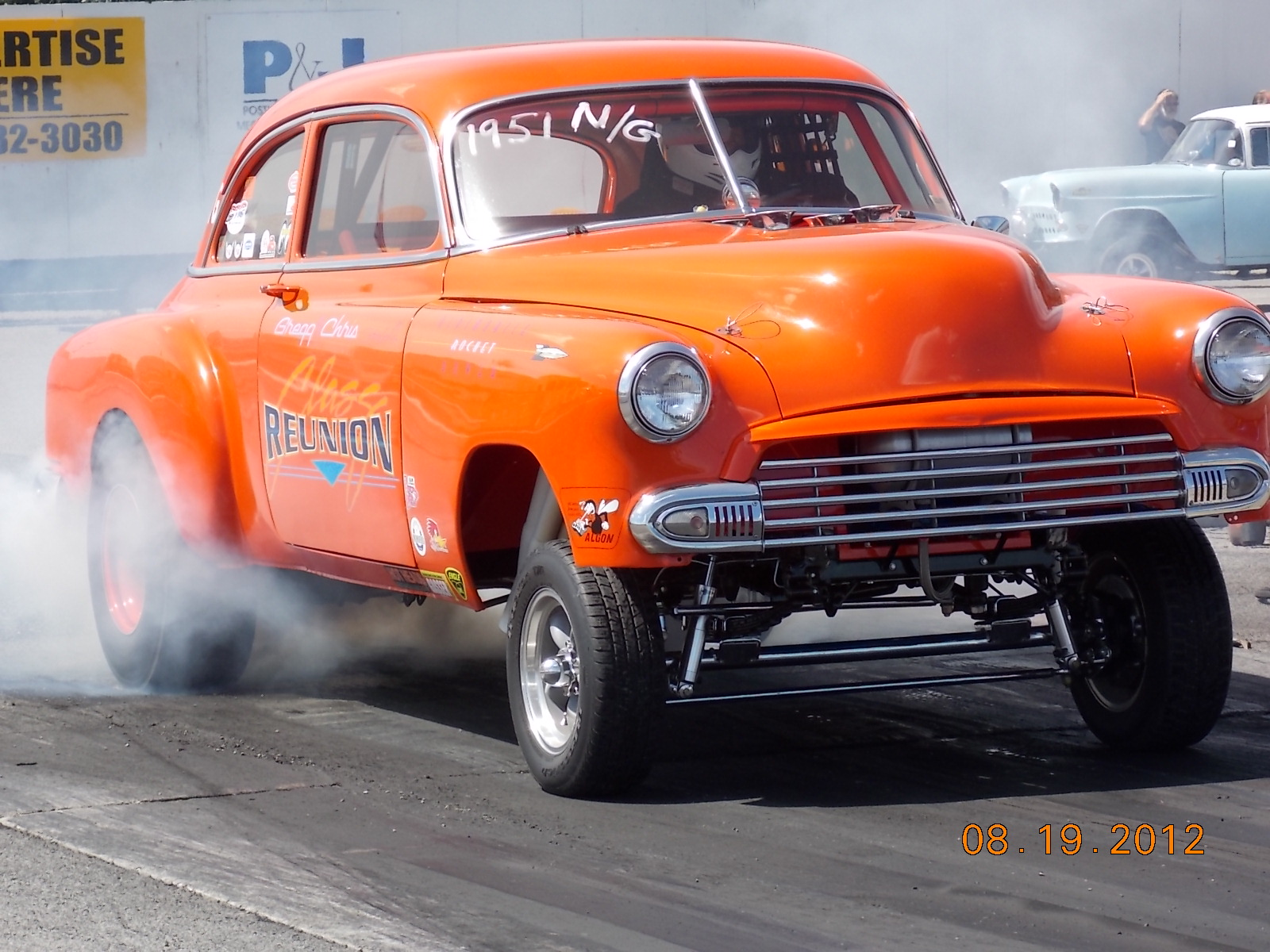Event Coverage: Empire Nostalgia Gold Cup Drag Race. Once Again The Largest Gasser Gathering In The USA!