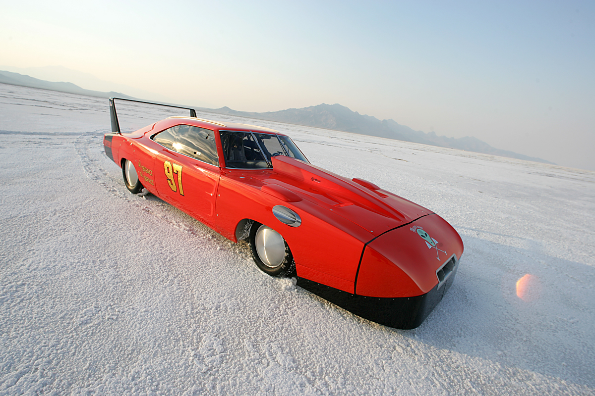 Car Feature: Lee Sicilio's 283 MPH 1969 Dodge. Can He Run 300 In 2013? We Think So!