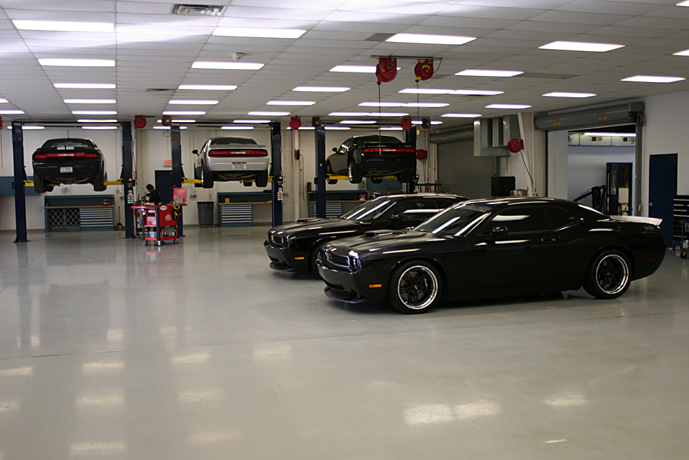 Bangshift Com Shop Tour Jet Hot High Performance Coatings