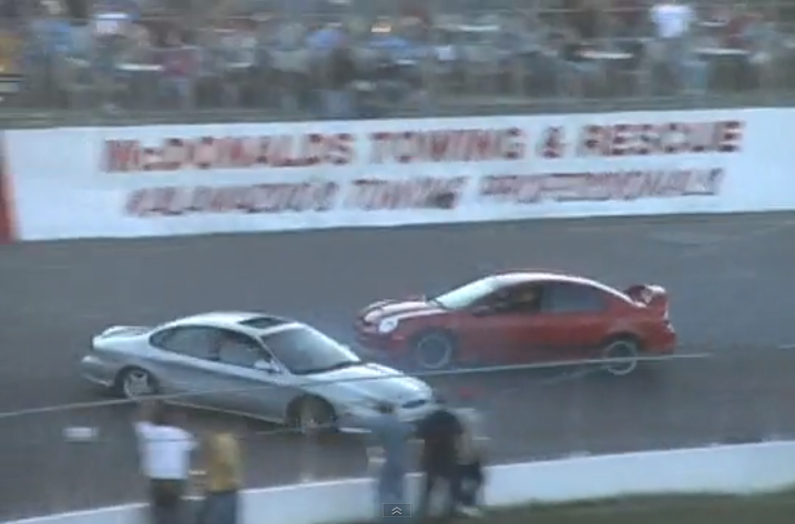 Carnage Video Bonanza: Wreckage From Circle Track Spectator Drags