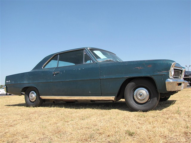 eBay Find (That You Can't Buy): A Perfectly Patina'd and Well Used 1966 L79 Nova – Factory Built Non-SS Sleeper!