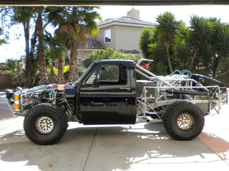 Baja Trucks For Sale Street Legal >> Bangshift Com Racing Junk Find A Bad Ass Street Legal Chevy