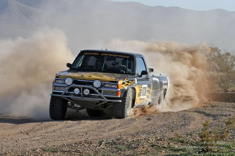 Street Legal Trophy Truck For Sale >> BangShift.com Racing Junk Find: A Bad Ass, Street Legal, Chevy Desert Pre-Runner Truck With ...