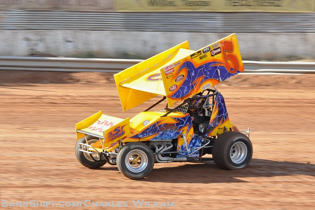 Sprint Car and Dirt Track Action Gallery: The 2012 Labor Day Classic at the Gator Motorplex – Willis, Texas