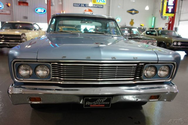 Ford Dealership Indianapolis >> BangShift.com eBay Find: A Very Rare K-Code, 4-Speed 1965 Ford Fairlane With Dealer Installed ...