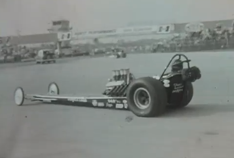 Vintage Drag Video: What It Was Like to Be Two Regular Guys Running An Injected Nitro Car In The Early 70s