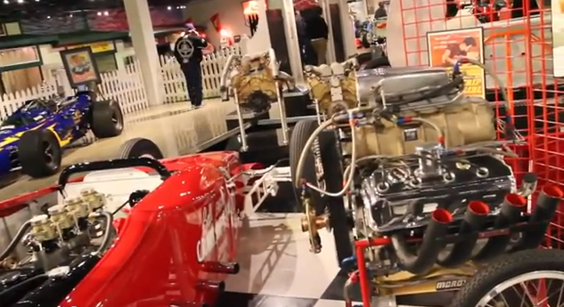 Video: Chad Interviews Speedy Bill Smith and a Host of Others at the Museum of American Speed