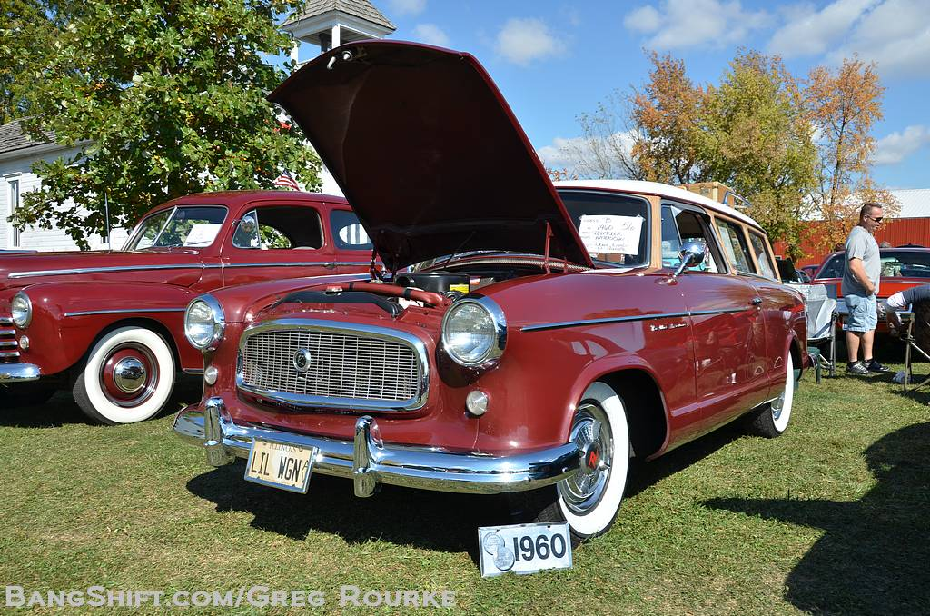 Gallery: The 38th Annual Lyon Farm Car Show – Yorkville, Illinois