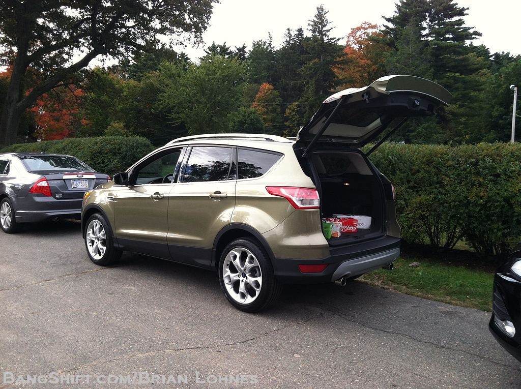 As ... & BangShift.com New Cars: The 2013 Ford Escape - We Drive It...and ... markmcfarlin.com
