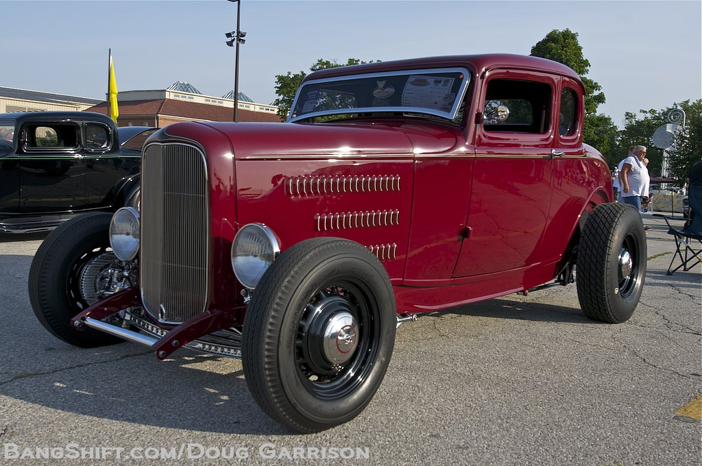 Gallery: Classic Ford Hot Rods From Goodguys Columbus – Flatheads to Fat Fenders!