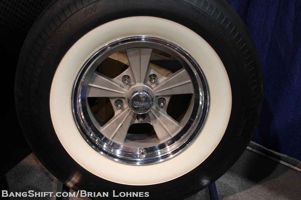 BangShift.com SEMA 2012 Product Spotlight: Rocket Racing Wheels Owns The Show and Releases Cool ...
