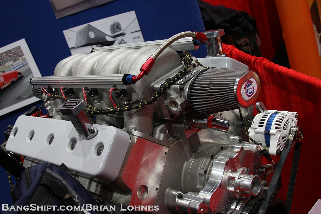 SEMA 2012 Gallery: Cool Engines We Spotted on the SEMA Show Floor!