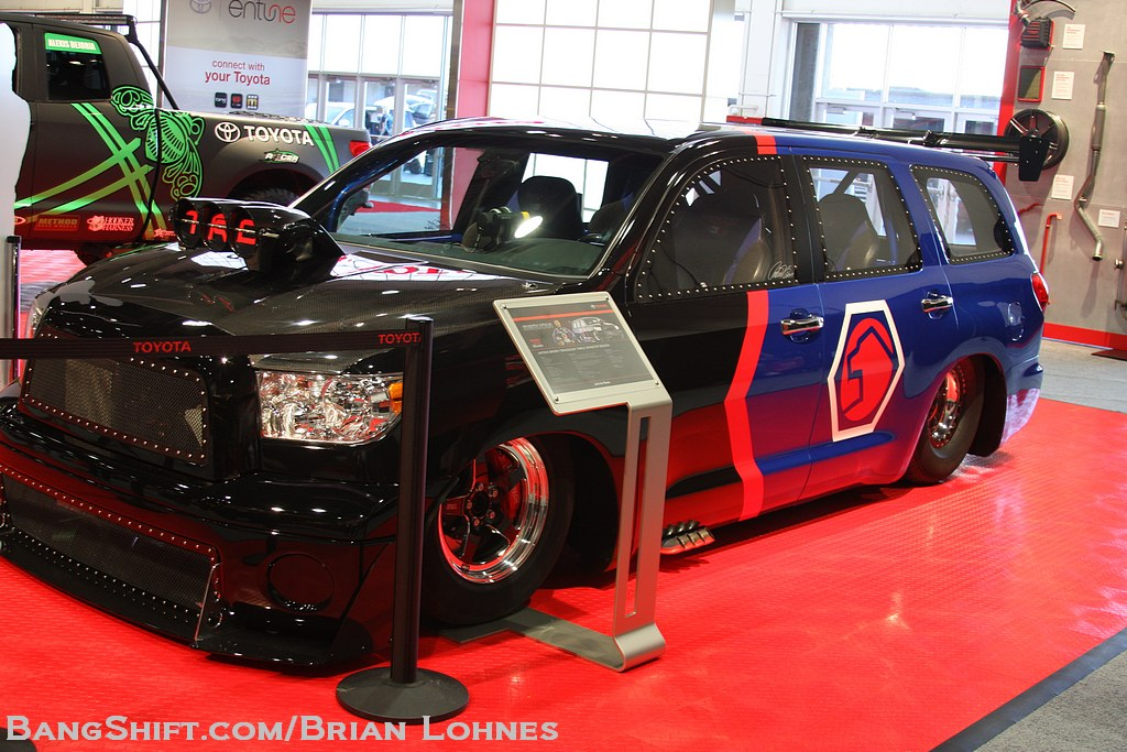 SEMA 2012 Gallery: More Killer Cars, Trucks, Customs, Drag Machines, and Oddly Cool Stuff From the Floor of SEMA 2012