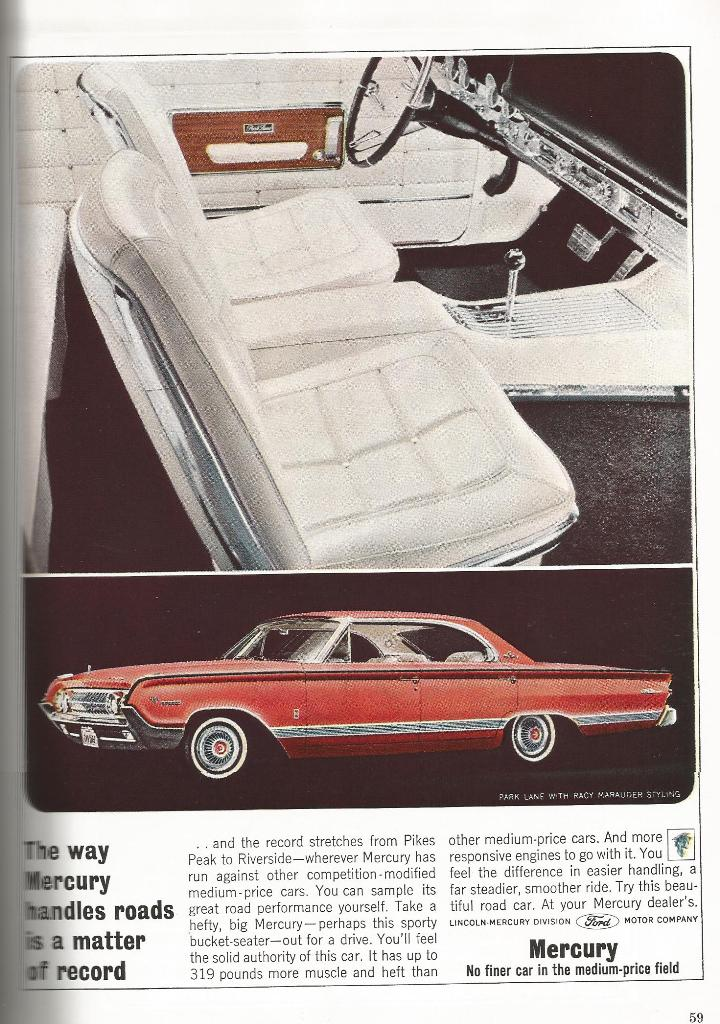 BangShift.com Vintage Car Ads From the 1964 NY International Auto ...