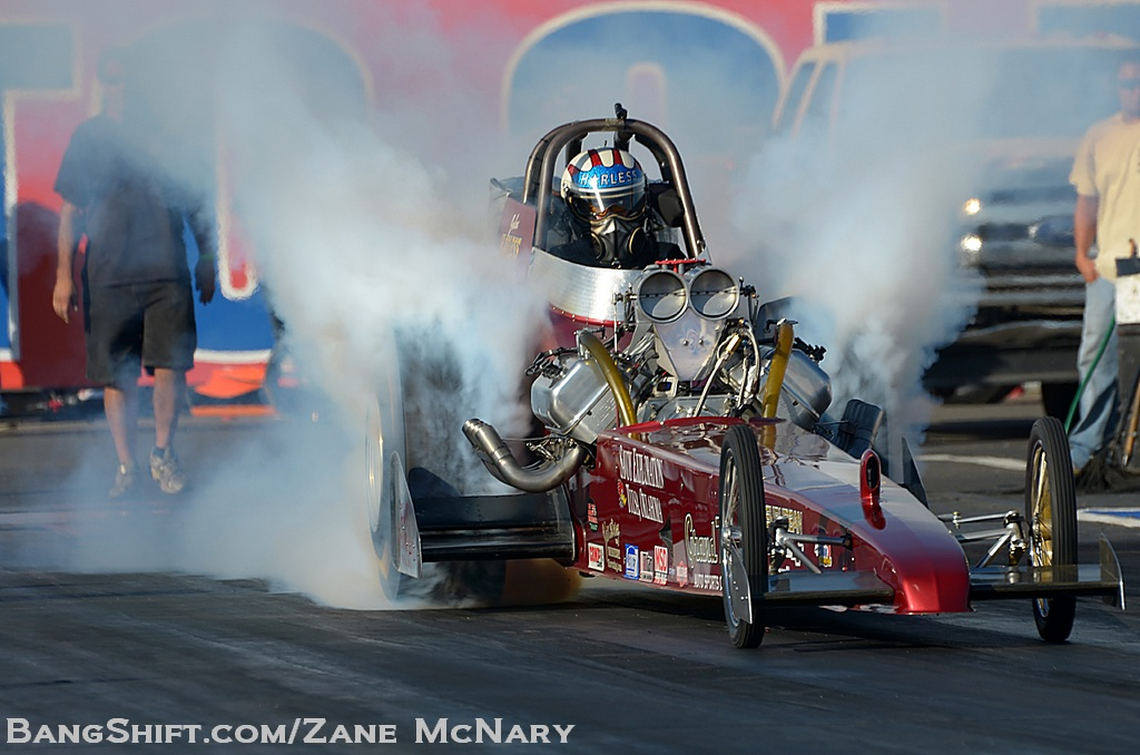 2012 NHRA CHRR: All Of Our Dragster and Altered Action Photos!