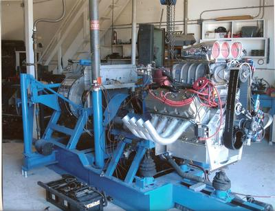 RacingJunk Find: The Late Ron Hammel's 8,000hp Capable Dyno – One Bad Ass Piece of Living Hot Rodding History!