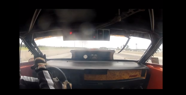 In-Car Video: Watch Drag Racer Kevin Smith Make An Incredible Top End Save In His Outlaw Drag Radial Camaro!